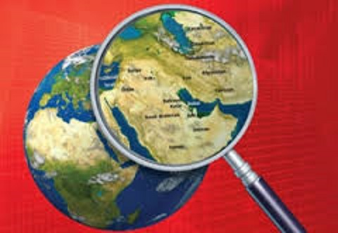 Mitleren Osten