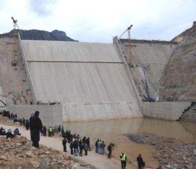 Staudämme für die Sicherheit oder zur Verschärfung des Konflikts?