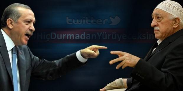Erdogan- fetullah gulen