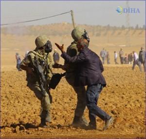 wiederstand für Kobani