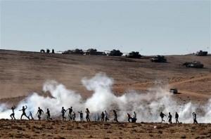 Grenze_Kobane