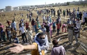 Kobane_protesto