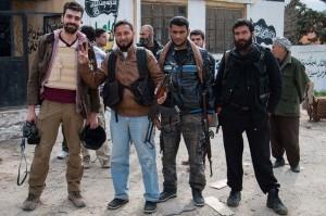 Revulutinere_Front_Syriens