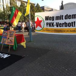22. November: Eröffnung des §129b-Prozesses gegen Muhlis Kaya – Außenminister Frank-W. Steinmeier setzt IS und PKK gleich