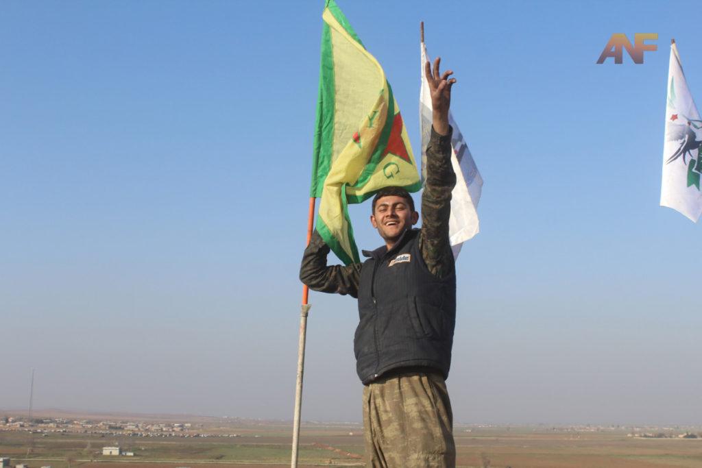 Asia Abdullah aus Kobanê: Mythos der Unbesiegbarkeit des IS ist gebrochen