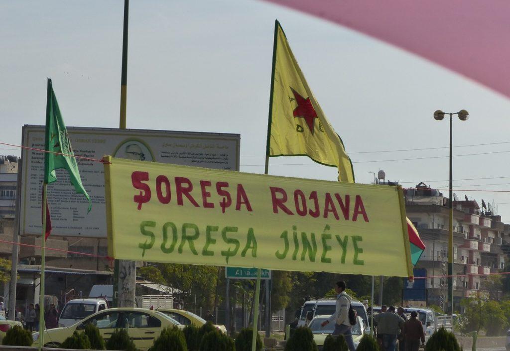 "Hörspiel ""Rojava – Freiwillig in den Krieg"""