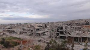 Kobane_zerstörung