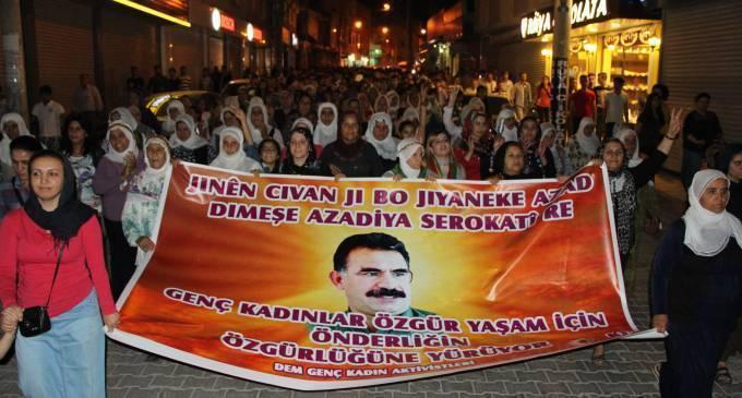 öcalan_Protest