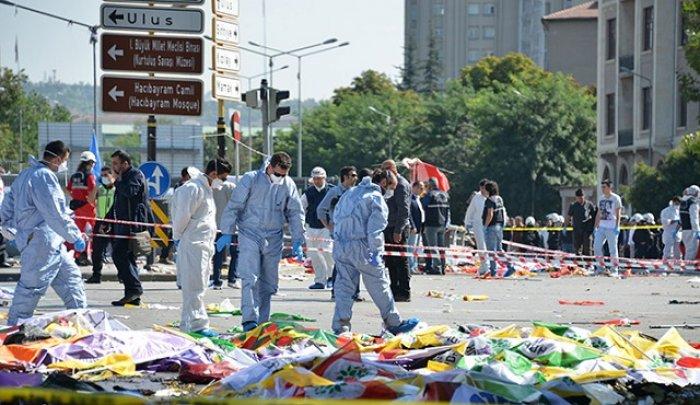 Der Bombenanschlag von Ankara: Eine Koproduktion der Dokumaci-Zelle und der AKP?