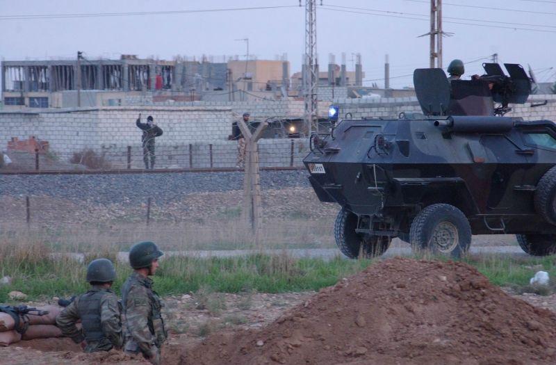 Rojava_Grenze