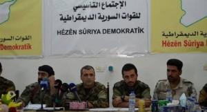 Demokratische Kräfte Syrien