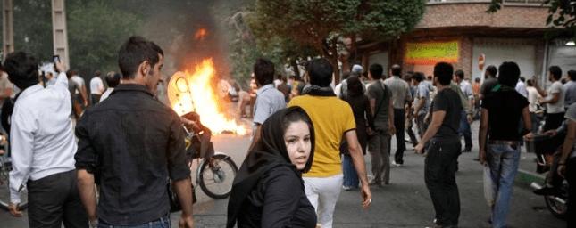 Ein kurzer Blick auf den Iran: Alles andere als Demokratisierung wäre inakzeptabel