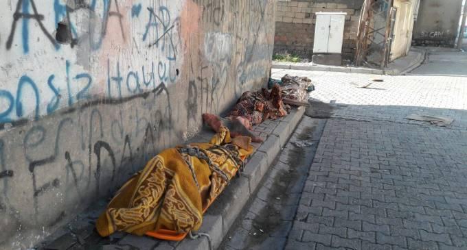 Türkischer Staatsterror in Kurdistan: 12 Jugendliche in Wan hingerichtet