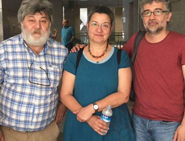 """Drei """"Bereitschaftsjournalisten"""" der Özgür Gündem verhaftet"""