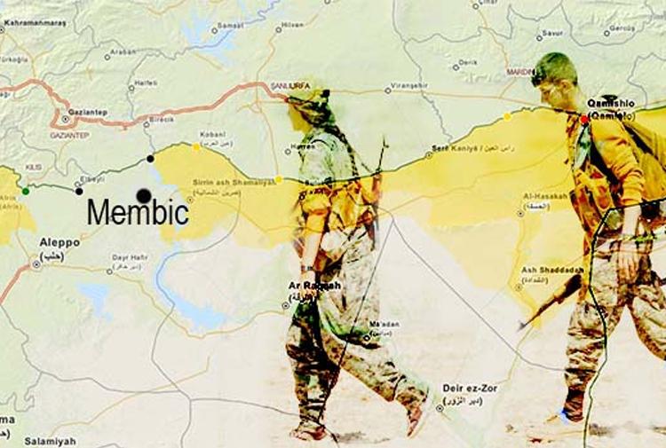 Der historische Moment des neo-osmanischen Traums und die Demokratische Föderation Nordsyrien