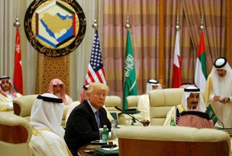 Der Orientalist Trump