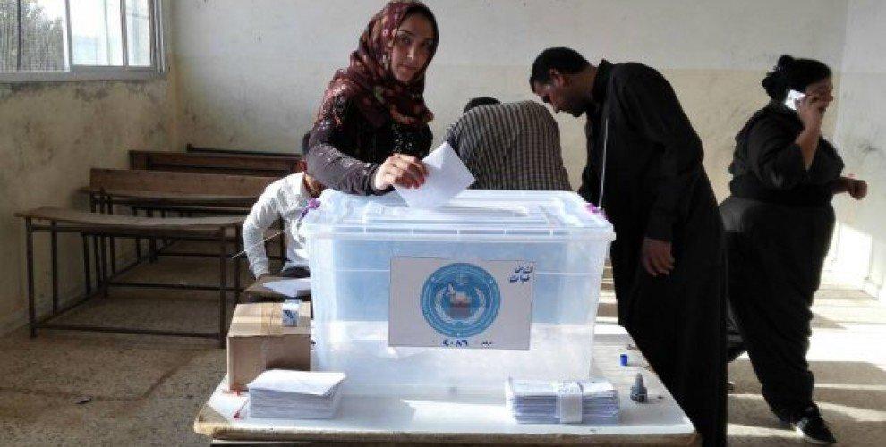 Geordneter Verlauf der ersten Wahlen in der Demokratischen Föderation Nordsyrien