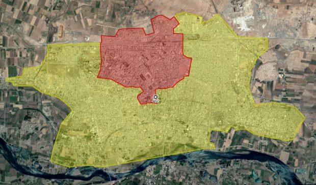 IS-Hauptstadt Rakka zu 80 Prozent befreit