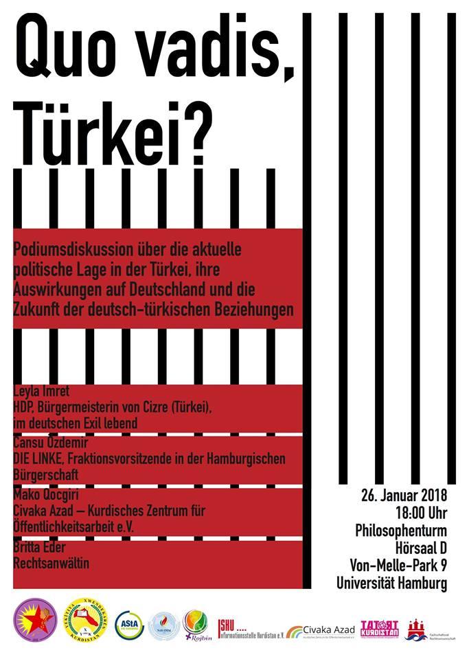 politische situation türkei