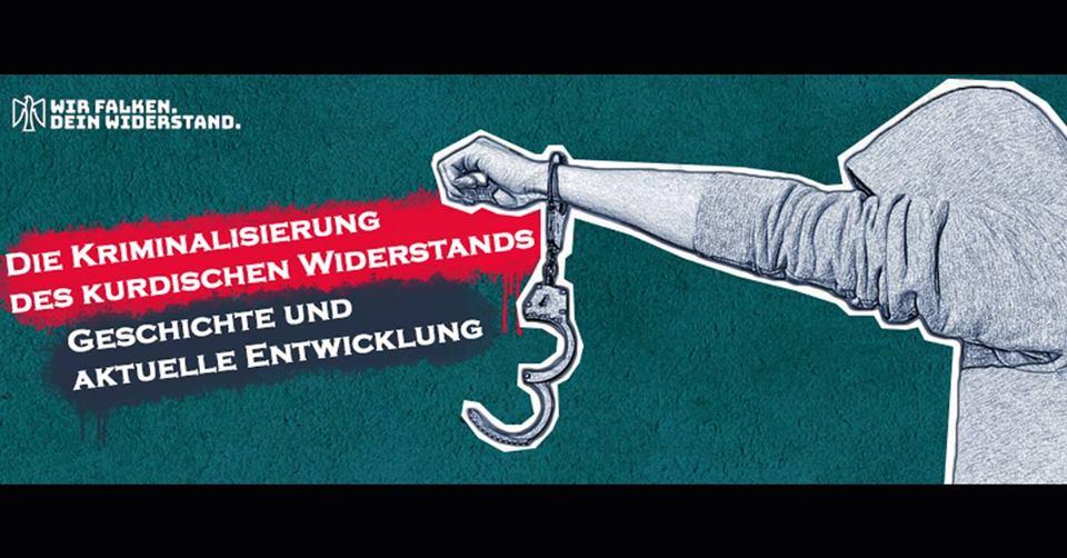 Kriminalisierung und Repressionen in Deutschland