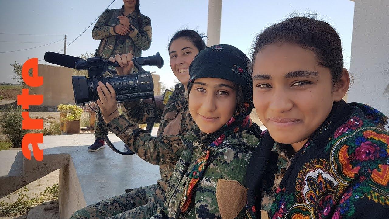 Syrien: Rojava stellt Frauen gleich | ARTE Reportage