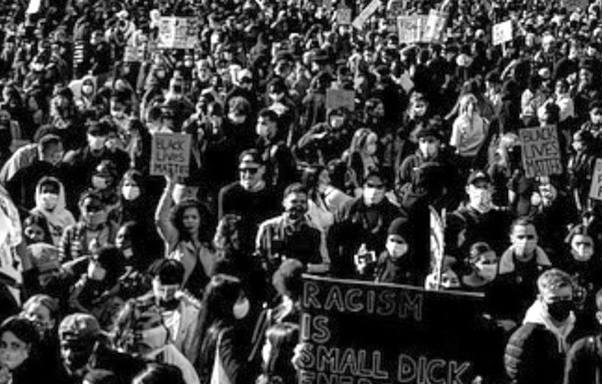 """ÇIRA FOKUS mit Leon Enrique, Sprecher der """"Black Lives Matter""""-Bewegung in Hannover"""