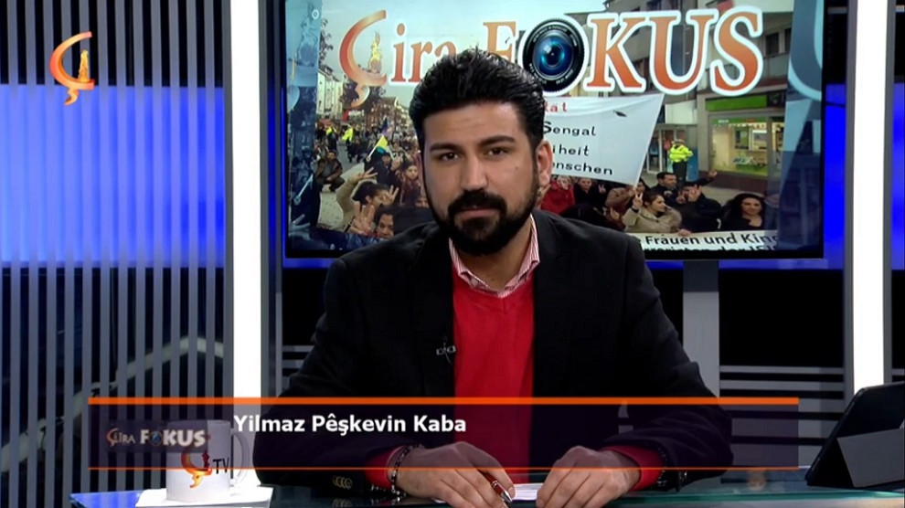ÇIRA FOKUS mit Anna Arthurson und Mako Qocgirî