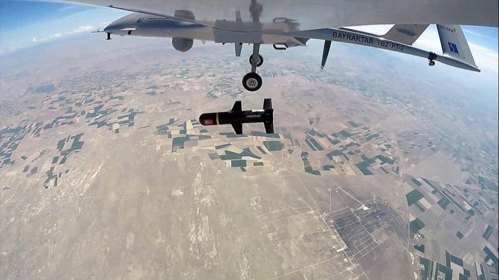 Onlineveranstaltung: Türkei – Die neue Drohnenmacht?