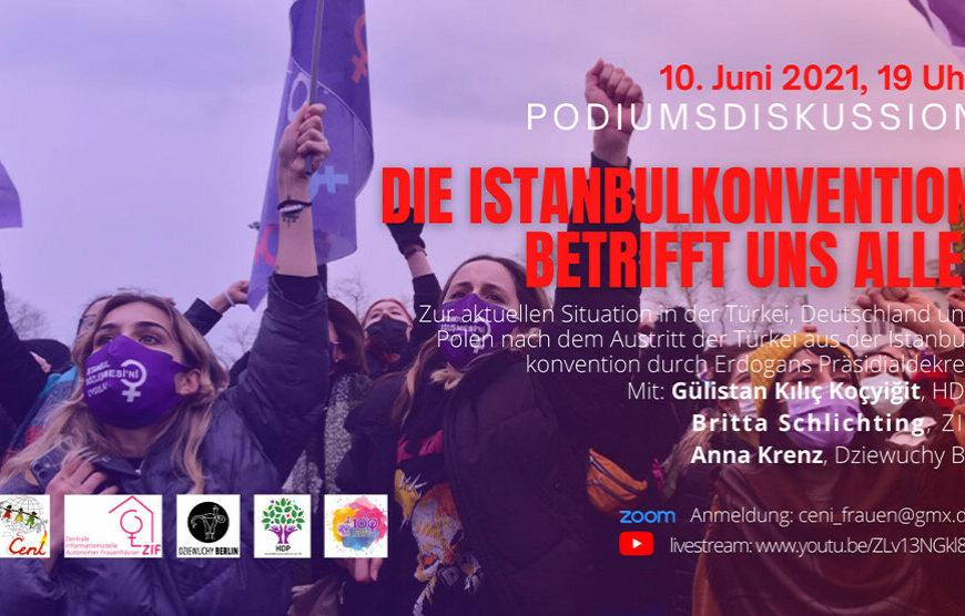 Online-VA: Die Istanbul-Konvention betrifft uns alle